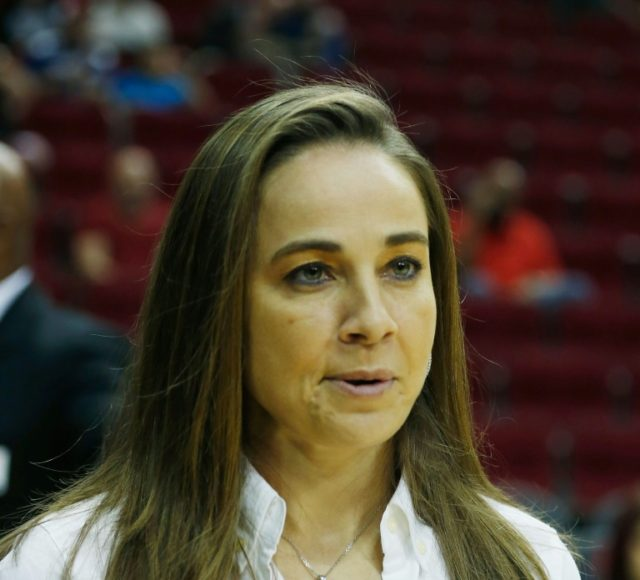 San Antonio Spurs assistant coach Becky Hammon, the first woman to serve as an assistant coach in the NBA, would be the first woman to interview for a head coaching position in the league