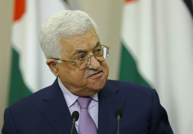 Comments about Jews by Palestinian president Mahmud Abbas triggered global condemnation