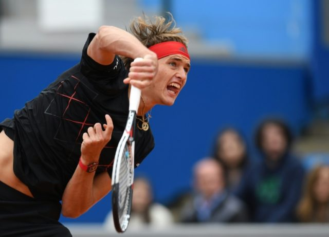 Germany's Alexander Zverev beat compatriot Jan-Lennard Struff to set up a semi with Hyeon Chung on Friday