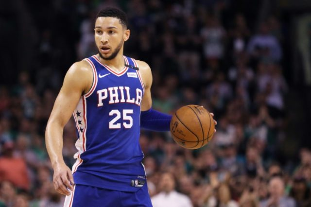 Philadelphia's rookie sensation Ben Simmons is vowing to bounce back from his dismal performance