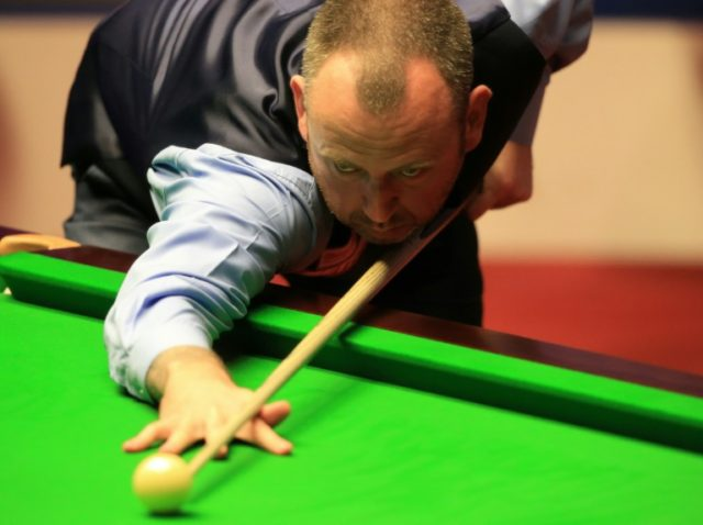 Wales' Mark Williams last won the world snooker title 15 years ago