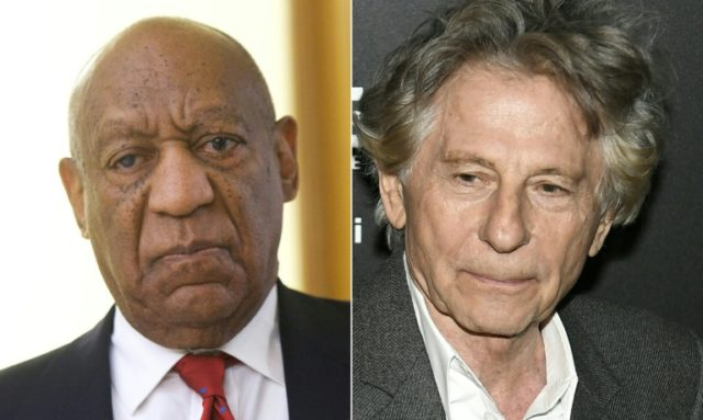 "The Academy's board of governors met voted to strip Bill Cosby and Roman Polanski of membership in line with the organization's ""Standards of Conduct"""