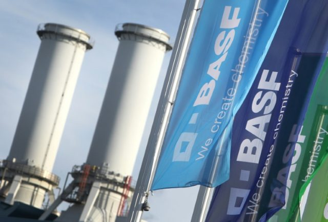 BASF forecasts an increase in revenue in 2018
