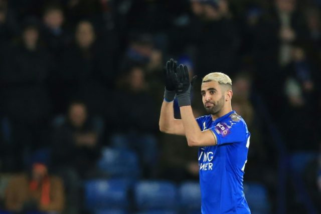 Leicester City midfielder Riyad Mahrez asked to leave the club in January