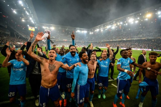 After reaching the Europa League final, Marseille face southern rivals Nice in a fight for a Champions League place next season