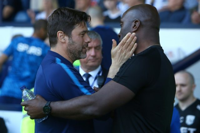 Pochettino demands more from Spurs as West Brom fight on