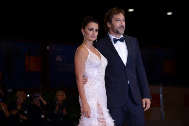 Famed Spanish actor couple Javier Bardem and Penelope Cruz will open this year's Cannes film festival