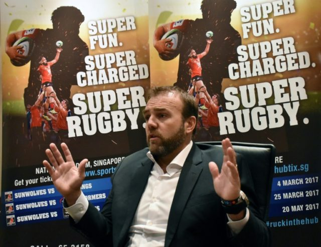 "Andy Marinos, Chief Executive Officer of SANZAAR, said claims three more South African teams could leave Super Rugby to play in Europes were ""unsubstantiated speculation and simply wrong"""