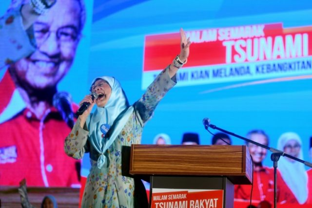 """This is the most unpredictable general election in Malaysia for years,"" Yang Razali Kassim, a Malaysia expert from the S.Rajaratnam School of International Studies of Nanyang Technological University in Singapore, told AFP"