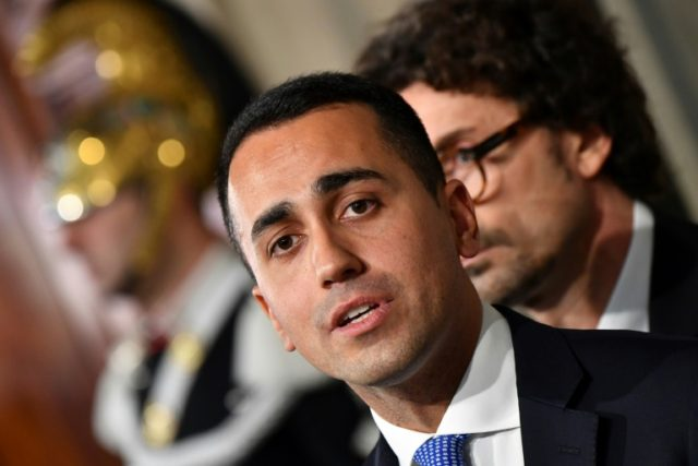 Anti-establishment Five Star Movement leader Luigi Di Maio has said he would support fresh elections as soon as June or July