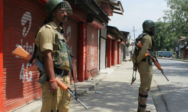 Rebel professor among 10 killed in Indian Kashmir