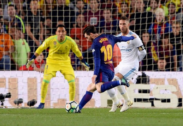 Barca hold on for draw against Real - five things we learned