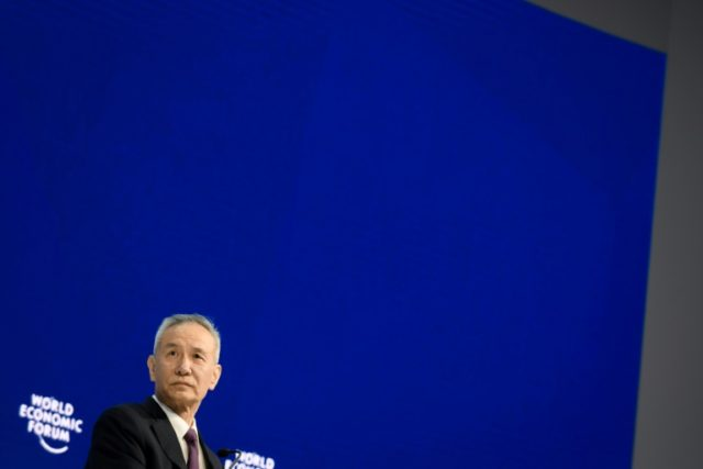 Vice Premier Liu He is considered President Xi Jinping's right-hand man on economic issues