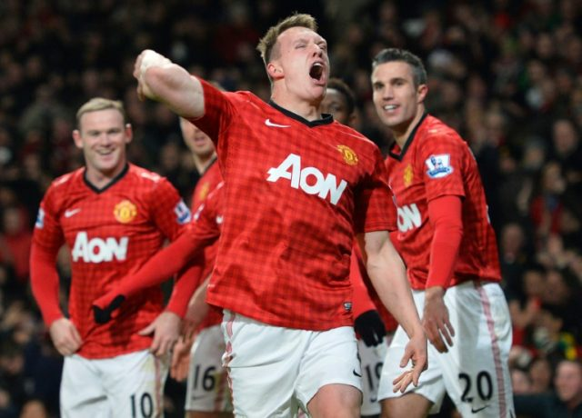 Phil Jones was signed by Sir Alex Ferguson for Manchester United in 2011.