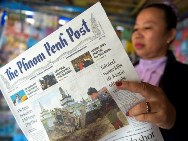 The Phnom Penh Post was sold to Malaysian investor Sivakumar S Ganapathy for an unknown sum