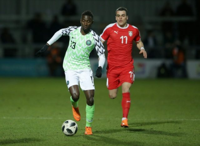 Wilfred Ndidi started five of Nigeria's six World Cup qualifiers in the group stage