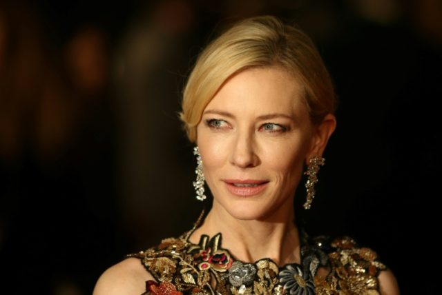 But Blanchett, one of the Australian actress Cate Blanchett is one of the few women in Hollywood with the clout to carry a movie single-handed