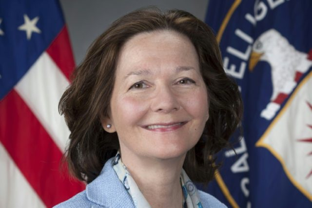 Gina Haspel, President Donald Trump's nominee to head the Central Intelligence Agency (CIA), in an undated photo obtained courtesy of the agency