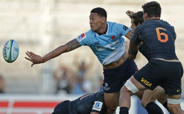 Australia fullback Israel Folau has said he is not backing away from his controversial views on homosexuality.