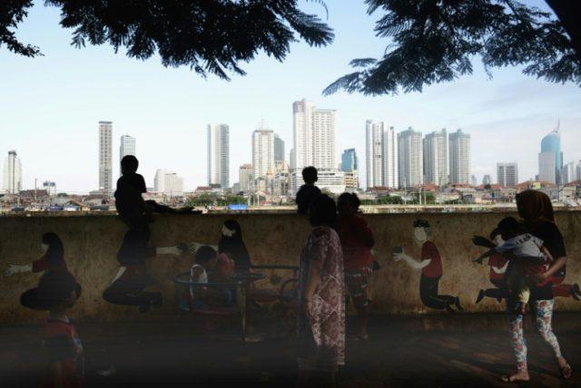 The latest figures present another challenge to Indonesia's President Joko Widodo