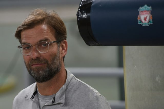 Jurgen Klopp is confident Liverpool will seal a place in next season's Champions League