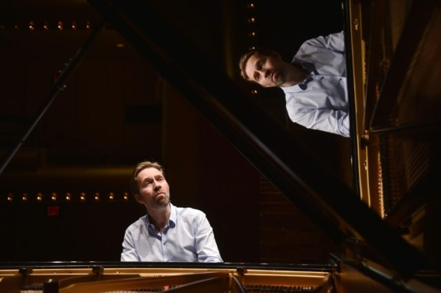 For top pianist Andsnes, a quest for a perfect mood