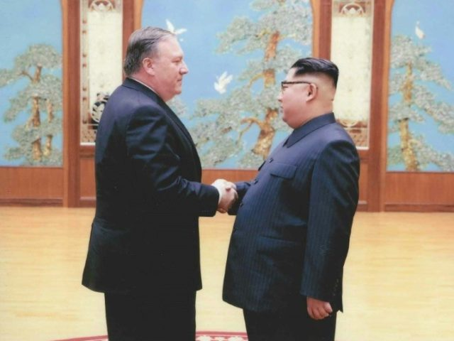 Pompeo in Pyongyang as Korean whirlwind gathers pace