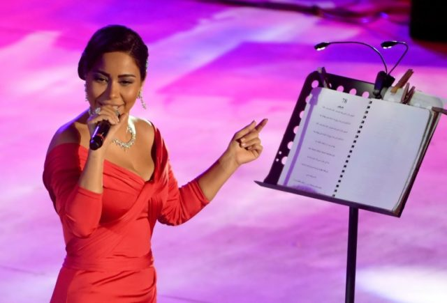 Egyptian singer wins appeal over Nile joke sentence