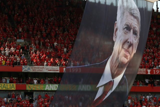 Arsene Wenger is leaving Arsenal after 22 years in charge