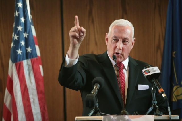 Greg Pence, the older brother of US Vice President Mike Pence, easily won an Indiana Republican primary for a US House of Representatives seat up for grabs in the 2018 mid-term elections