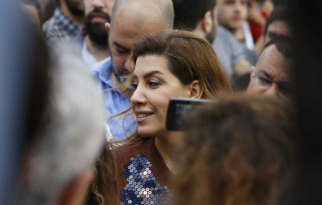 Lebanese TV journalist Paula Yacoubian is the only candidate from outside the traditional political class to have won a seat in Lebanon's election.