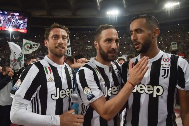 Juventus run riot in Rome to win fourth consecutive Italian Cup