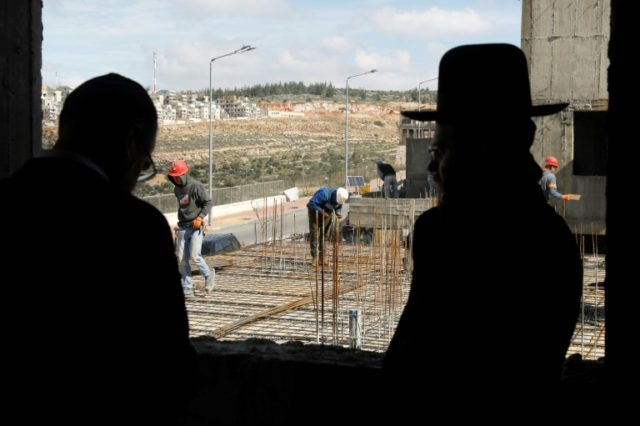 Ultra-Orthodox population grows in Israeli settlements
