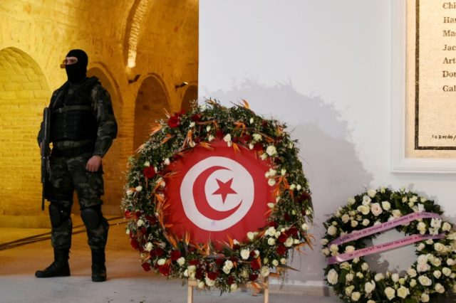 21 foreign tourists were killed at Tunis' National Bardo Museum in a 2015 attack claimed by the Islamic State group