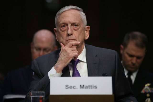 Mattis vows to work with allies after Iran pullout