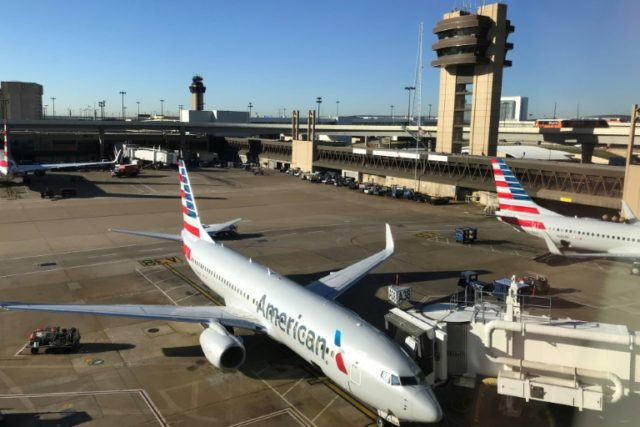 "American Airlines was ""shocked"" to learn it was part of a review of the Federal Aviation Administration's oversight of the carrier"