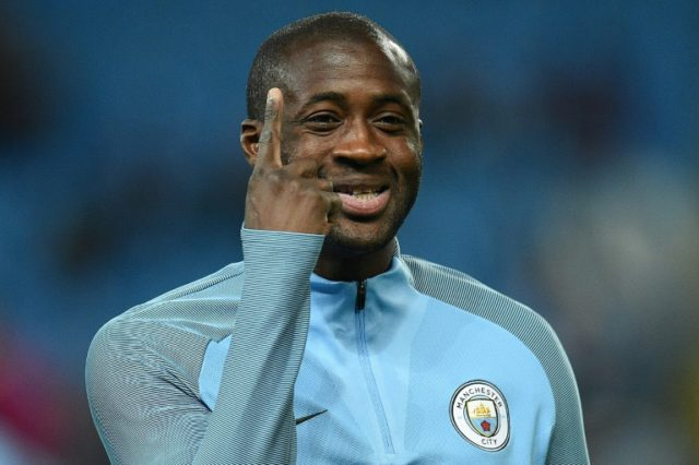 Midfielder Yaya Toure is preparing for his final game for Manchester City