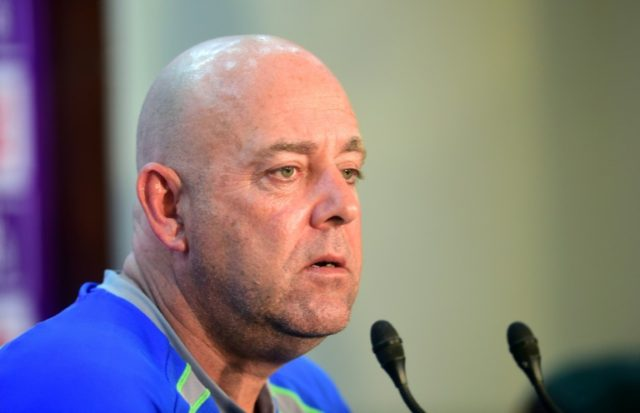 Youth role: Darren Lehmann