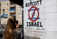 Israel accused Human Rights Watch's local director of supporting the campaign to boycott the country