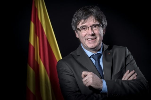 The 54-year-old former journalist became president of Catalonia in January 2016, after an election in which separatists won a majority in the regional parliament for the first time.