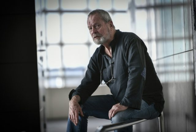 """Terry Gilliam is expected to attend the Cannes film festival in France for the premiere of his long-awaited film, """"The Man Who Killed Don Quixote"""""""