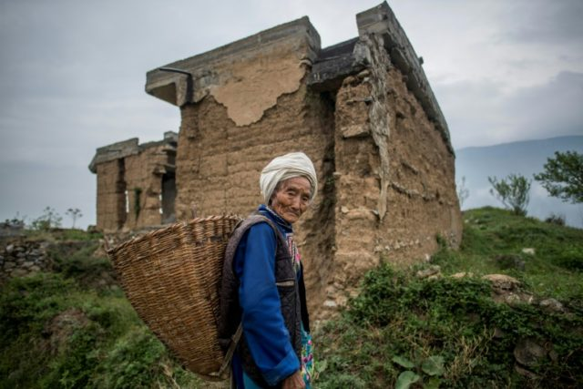 Nearly wiped out by quake, China's Qiang minority lives on