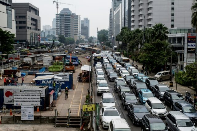 The Asian Games school closure is expected to reduce traffic in Jakarta by about 20 percent