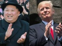Before agreeing to their historic summit, US President Donald Trump and North Korea's Kim Jong Un spent months trading taunts and insults