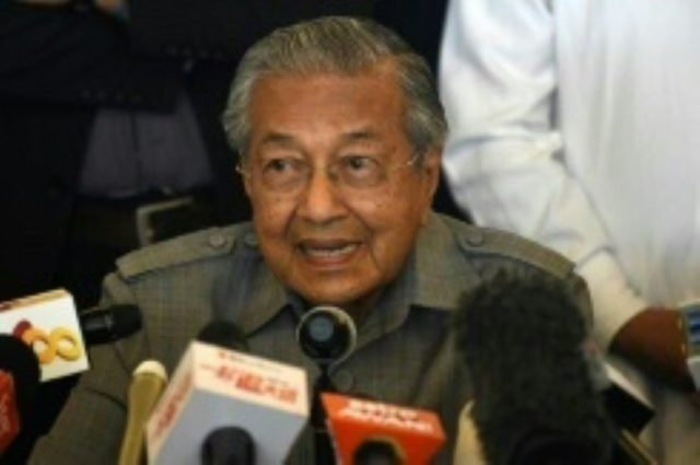 Mahathir Mohamad's opposition alliance ended the six-decade hold on power of the Barisan Nasional coalition