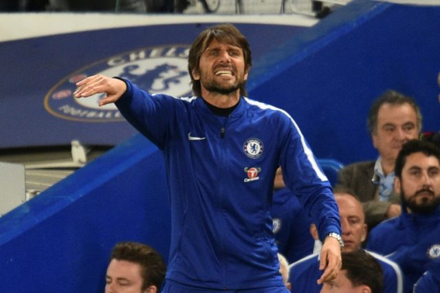 Antonio Conte refuses to take blame as Chelsea face top four misery.