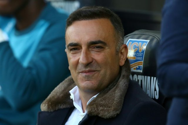 Swansea City manager Carlos Carvalhal is reportedly set to part ways with the club