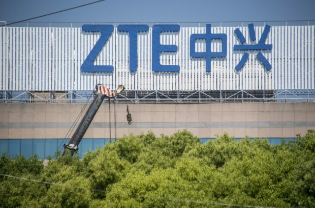 ZTE's fate has added a new source of tension in trade talks between China and the US