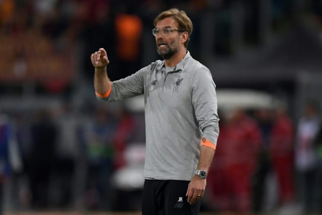 Jurgen Klopp vows to keep his Liverpool stars focused on top-four battle