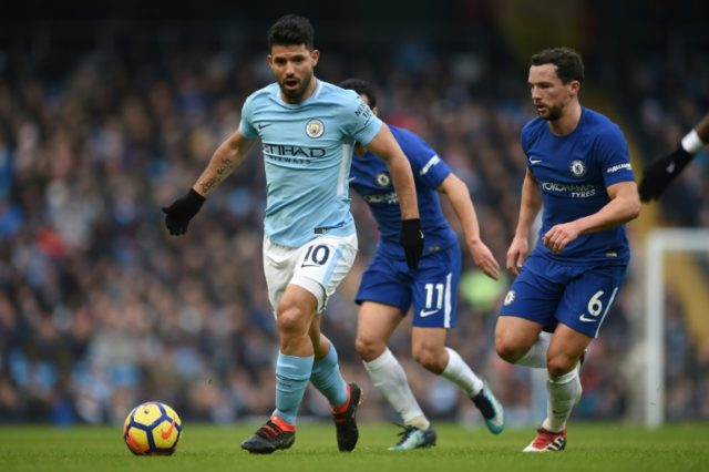 Sergio Aguero's future remains with Manchester City according to boss Pep Guardiola.